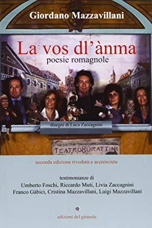 La vos dl'ànma. Poesie romagnole.: Mazzavillani, Giordano