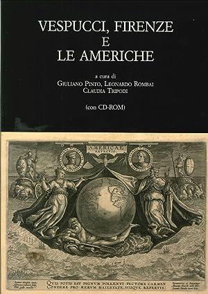 Vespucci, Firenze e le Americhe.