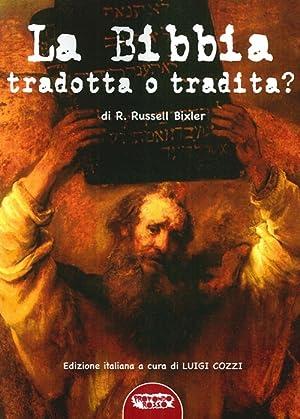 """La Bibbia Tradotta o Tradita? l'Enigma delle Creazione nella """"Genesi"""" e le Troppe ..."""