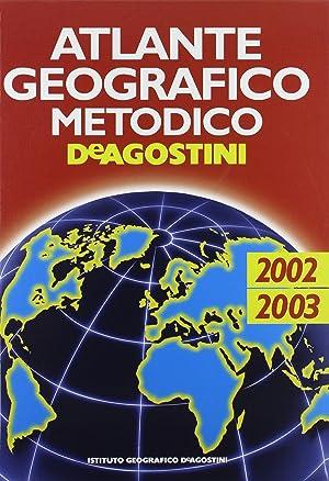 Atlante Geografico Metodico 2002-2003.