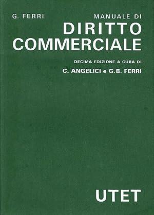 Diritto Commerciale.: Ferri, G