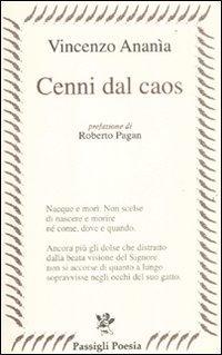 Cenni dal caos.: Anania, Vincenzo