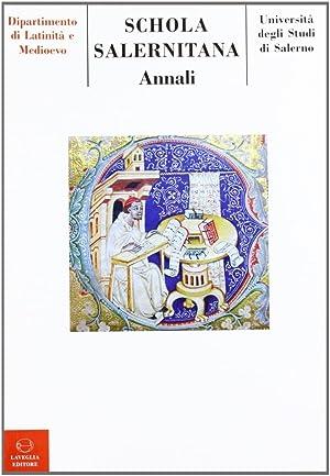 Schola Salernitana. Annali. IX,2004.: aa.vv.