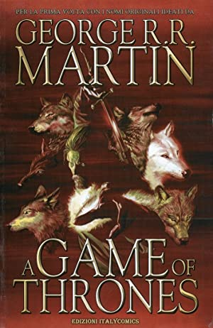 A Game of thrones. Graphic Novel. Vol. 1.: Patterson Tommy Abraham Daniel