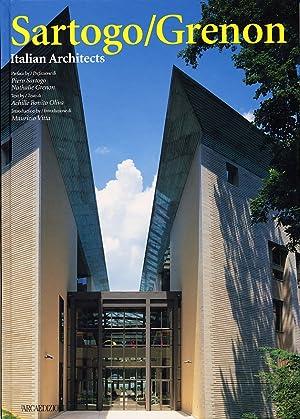 Sartogo/Grenon. Italian Architets.: Bonito Oliva, Achille Sartogo, Piero