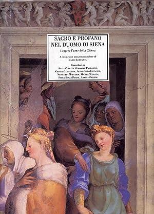 Sacro e profano nel Duomo di Siena.