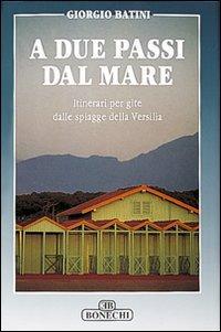 A due passi dal mare. Itinerari per gite dalle spiagge della Versilia.: Batini, Giorgio