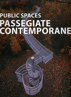 Public Spaces: Passegiate Contemporanee.: Krauel, Jacopo
