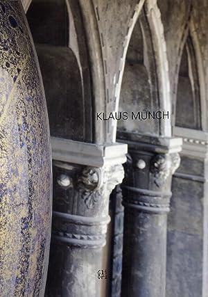 Klaus Münch. [Edizione italiana e inglese].