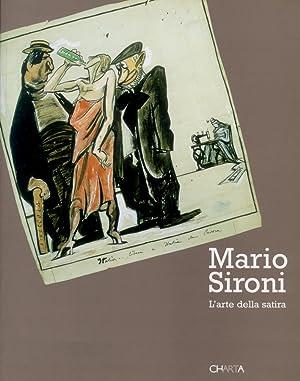 Mario Sironi. L'arte della satira.