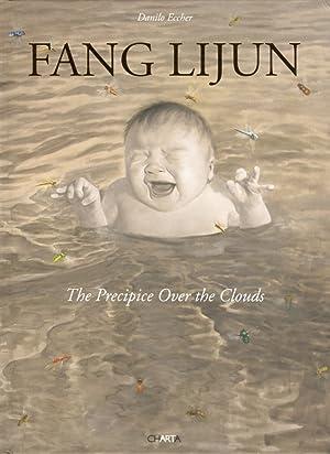 Fang Lijun. The Precipice over the Clouds.