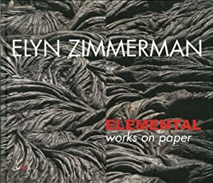 Elyn Zimmerman. Elemental. Works on Paper.: Karmel, Pepe
