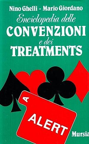 Enciclopedia delle convenzioni e dei treatments.: Ghelli, Nino Giordano, Mario