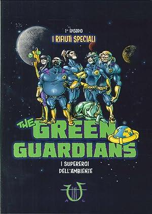 The Green Guardians. I Supereroi dell'Ambiente. I Rifiuti Speciali.: Tramacere, Walter ...