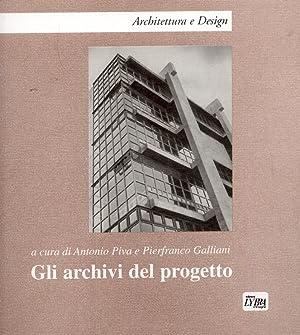 Gli archivi del progetto.