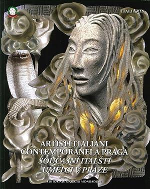 Artisti italiani contemporanei a Praga.: aa.vv.