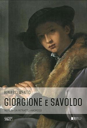 Giorgione e Savoldo. Note di un Ritratto