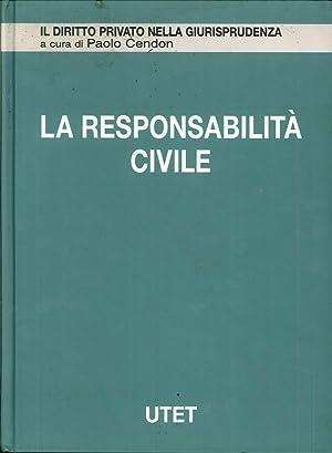 La Responsabilità Civile. Vol. 14: Indici.