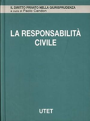 La Responsabilità Civile. Vol. 5: Responsabilità Contrattuale.