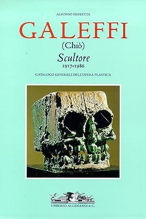 Galeffi (Chiò) scultore, 1917-1986. Catalogo generale dell'opera: Panzetta, Alfonso