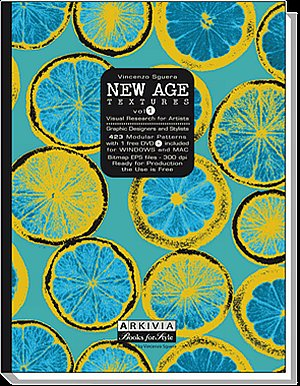 New age textures. Vol. 1. [Con DVD]. [Paperback Ed.].: Sguera, Vincenzo