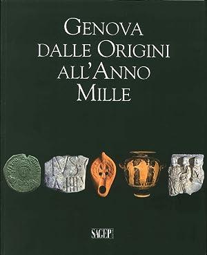 Genova dalle Origini all'Anno Mille. Studi di Archeologia e Storia. con CD-ROM.