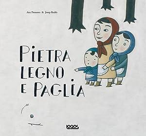 Pietra, legno e paglia.: Presunto, Ana Rodés, Josep