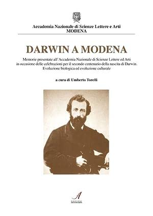 Darwin a Modena.: aa.vv.