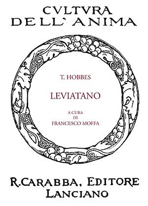 Leviatano.: Hobbes, Thomas