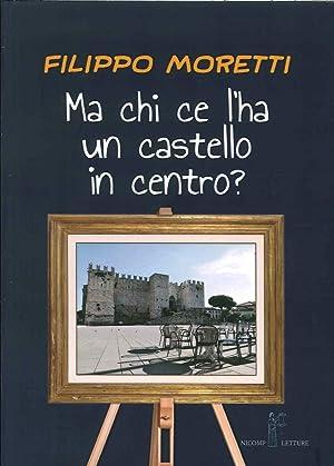 Ma chi ce l'ha un castello in centro?: Moretti, Filippo