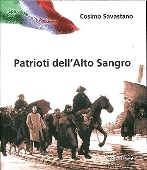 Patrioti dell'Alto Sangro.: Savastano, Cosimo