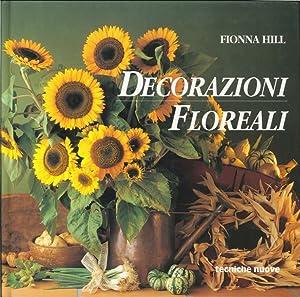 Decorazioni Floreali.: Hill, Fionna