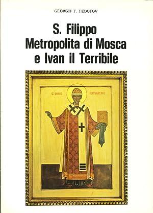 S. Filippo metropolita di Mosca e Ivan: Fedotov, Georgij P