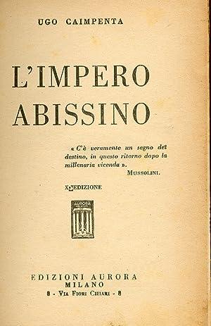 L'impero abissino.: Caipenta, Ugo