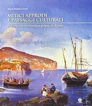 Mitici approcci e paesaggi culturali.: Jovino Bonghi, Maria