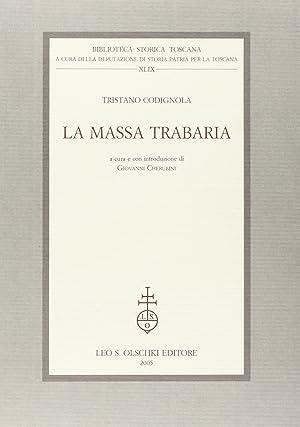 La Massa Trabaria.: Codignola, Tristano