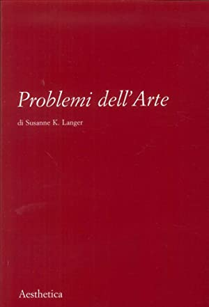 Problemi dell'arte.: Langer, Susanne