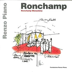 Ronchamp. Ronchamp Monastery.: Piano, Renzo