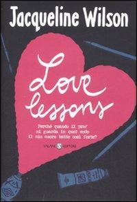 Love lessons.: Wilson, Jacqueline