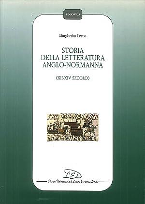 Storia della letteratura Anglo-Normanna. XII-XIV secolo.: Lecco, Margherita