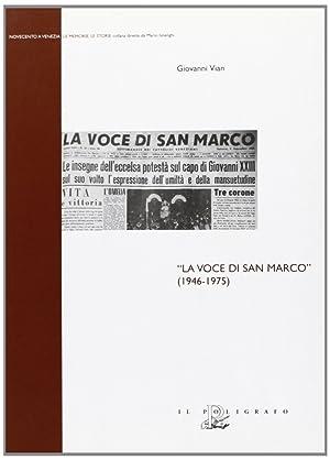 La Voce di San Marco (1946-1975).: Vian, Giovanni