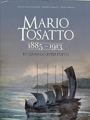 Mario Tosatto (1885-1913). Lo Sguardo Interrotto.: Pontiggia, Elena Longatti, Alberto Brenna, ...