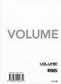 Volume. Sol LeWitt. Langlands & Bell.