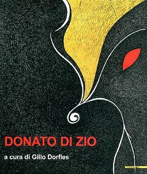 Donato Di Zio.: Dorfles, Gillo