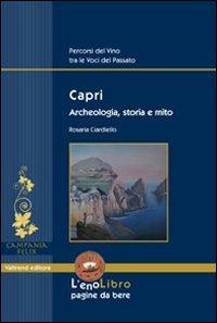 Capri archeologia.: Ciardiello, Rosaria