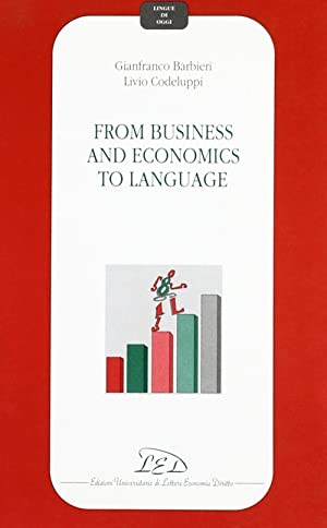 From business and economics to language.: Barbieri, Gianfranco Codeluppi, Livio