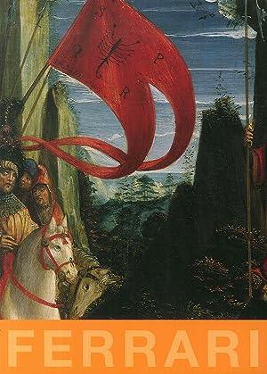 Defendente Ferrari. Flagellazione e meditazione di Cristo seduto sulla croce (restauro).