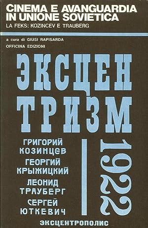 Cinema e avanguardia in Unione Sovietica. La