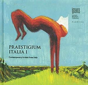 Praestigium Italia. Contemporary Artists From Italy. Vol. 1.