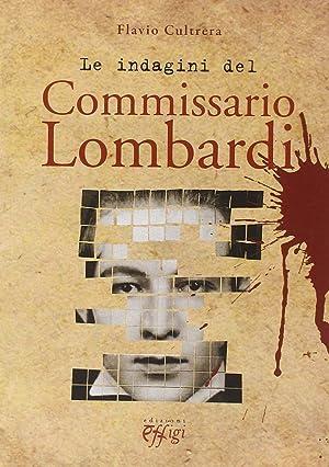 Le indagini del commissario Lombardi.: Cultrera Flavio